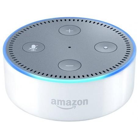 Echo Dot | (2nd Generation) | Smart speaker with Alexa